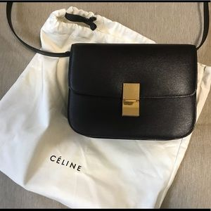 Brand new Celine box with Barney's receipt